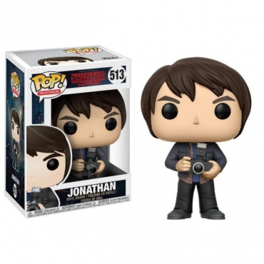 Stranger Things - Figurine POP Jonathan