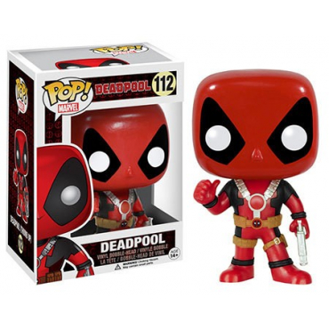 Deadpool - Figurine POP Deadpool 112
