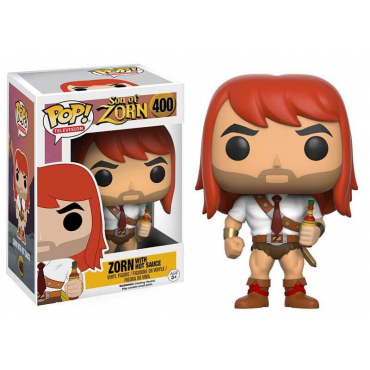 Son Of Zorn - Figurine Zorn With Sauce