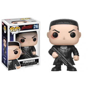 DareDevil - Figurine POP Punisher