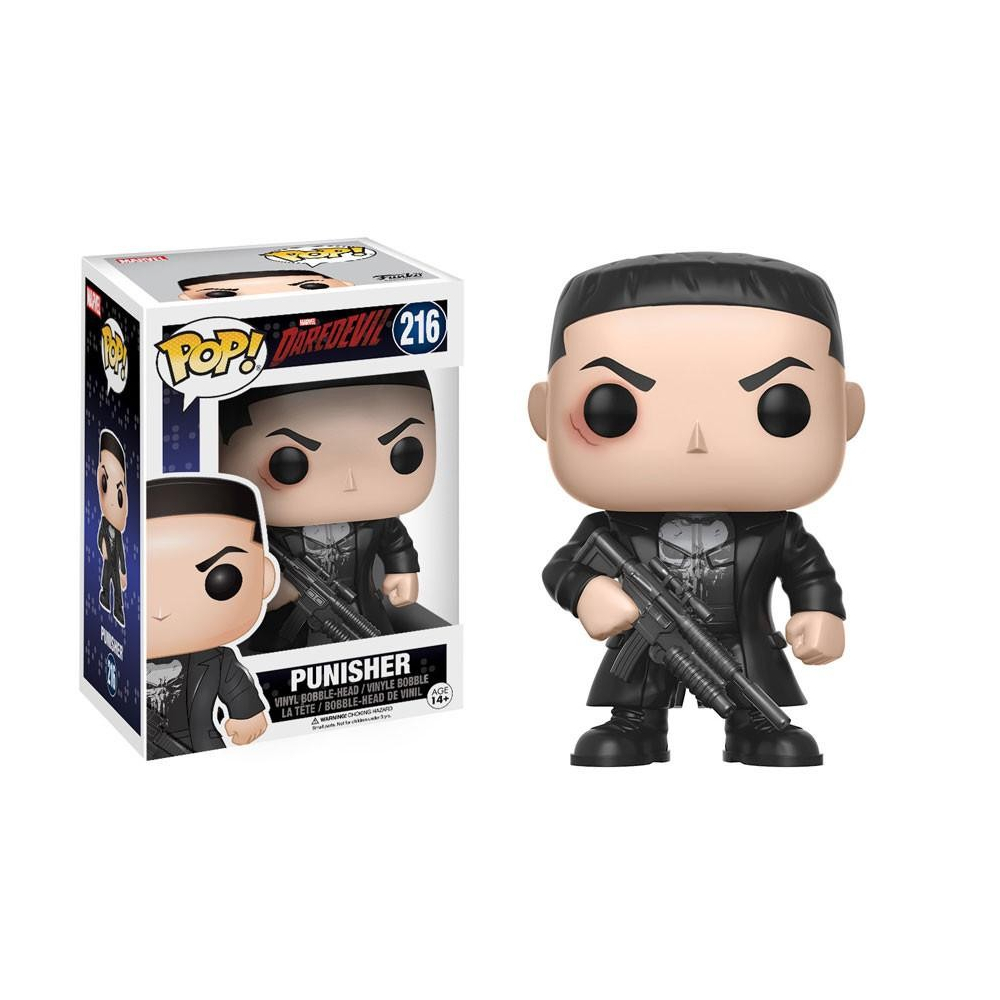 DareDevil - Figurine POP Punisher