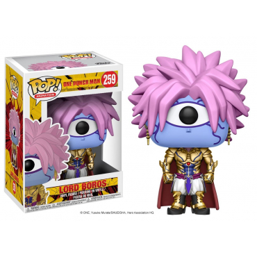 One Punch Man - Figurine POP Lord Boros
