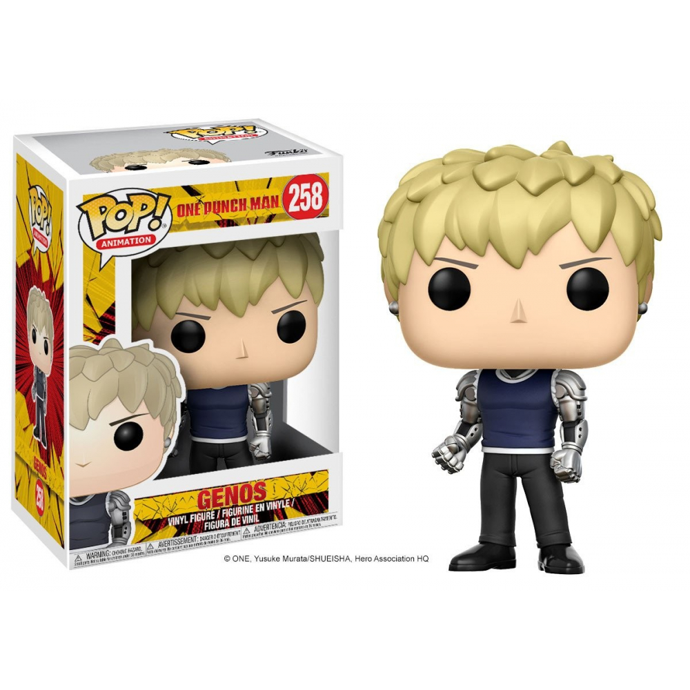 One Punch Man - Figurine POP Genos