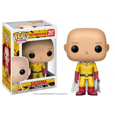 One Punch Man - Figurine POP Saitama