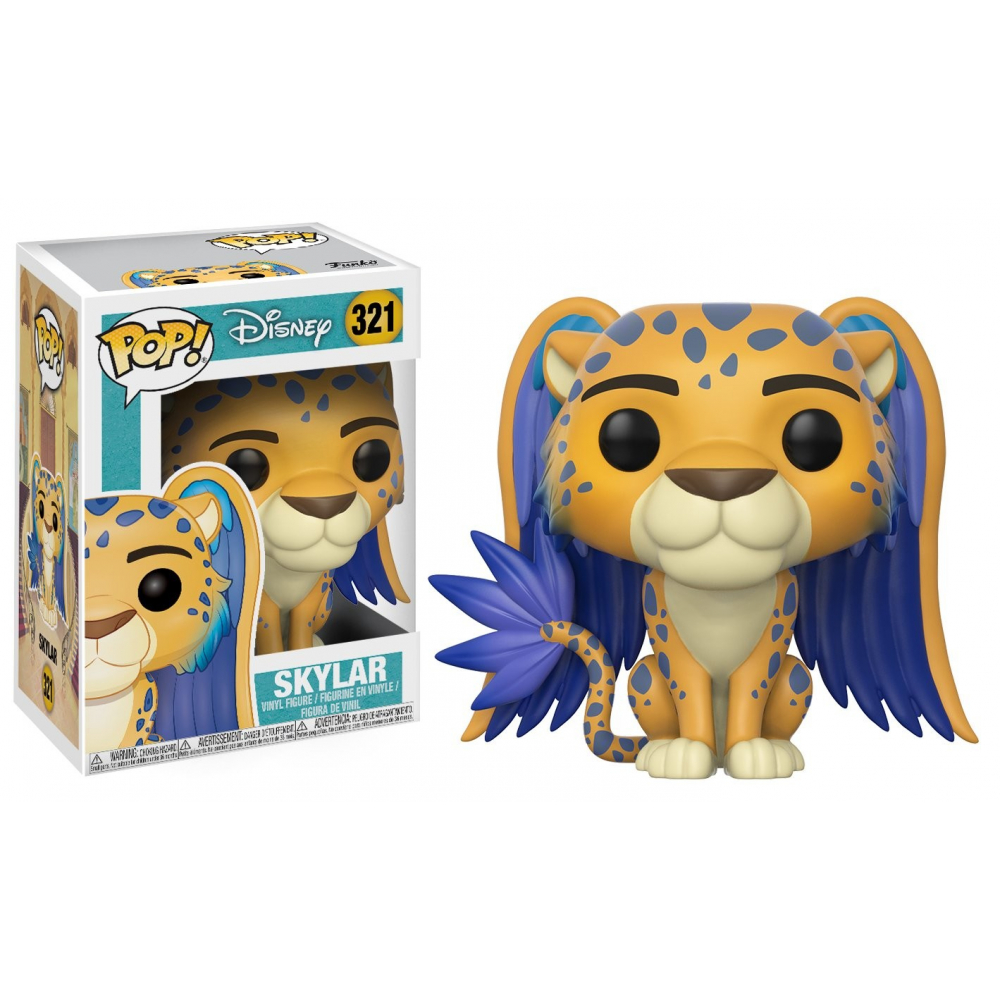 Disney - Figurine POP Skylar