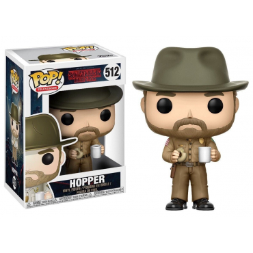 Stranger Things - Figurine POP Hopper