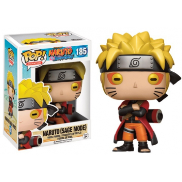 Naruto - Figurine POP Naruto Sage Mode Exclu