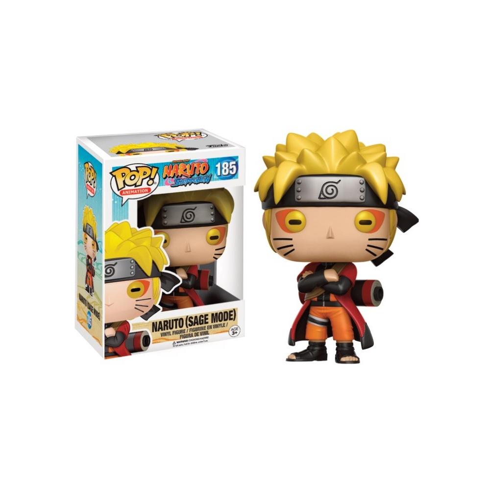 Naruto - Figurine POP Naruto Sage Mode Exclu