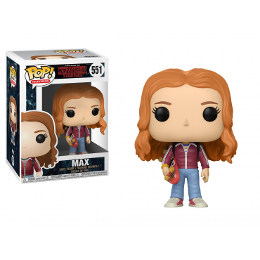 Stranger Things - Figurine POP Max