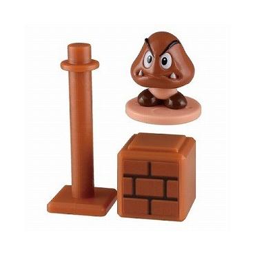 Mario - Mini Figurine Goomba