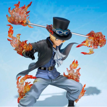 One Piece - Figurine Sabo Figuarts Zero 5TH Anniversary