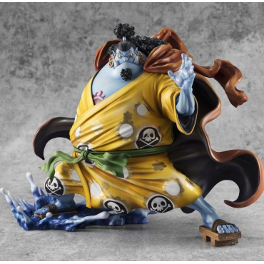 One Piece - Figurine Jinbei Portrait Of Pirates Maximum