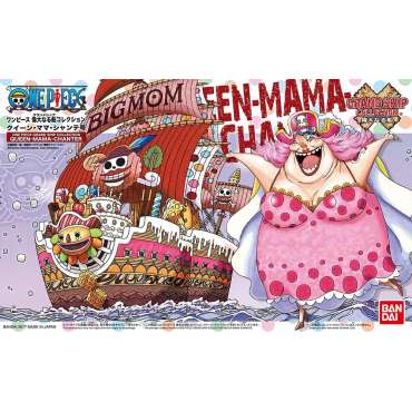 One Piece - Maquette Big Mom Pirate