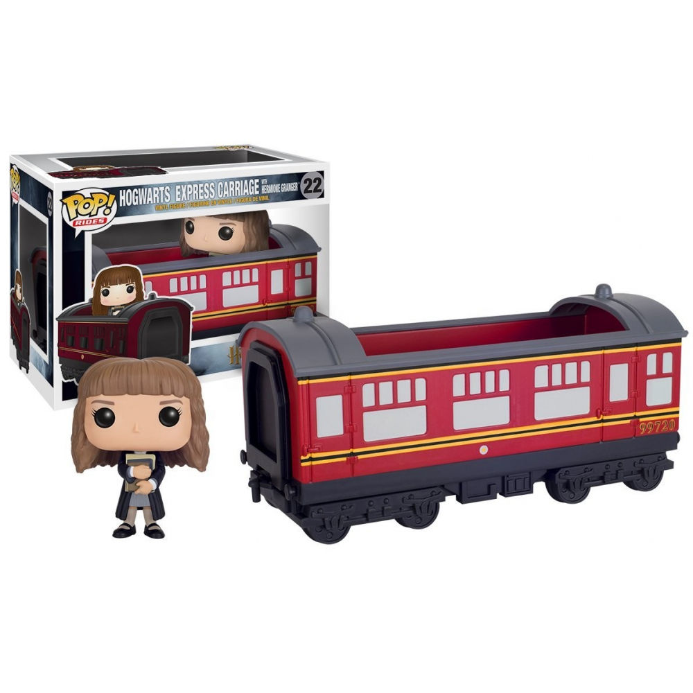 Harry Potter - Figurine POP Hermione Granger Howarts Express