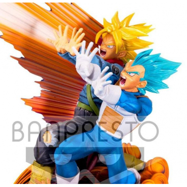 Dragon Ball Z - Figurine Vegeta Trunks Super Master Stars Piece