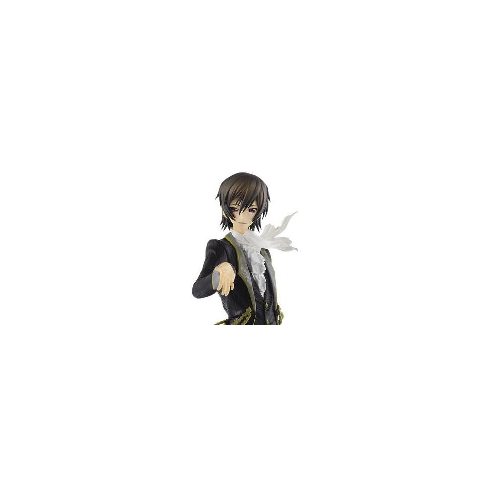 Code Geass Lelouch Of The Rebellion - Figurine EXQ Lelouch Lamperouge