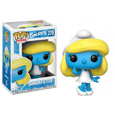 Les Schtroumpf - Figurine POP Schtroumpfette