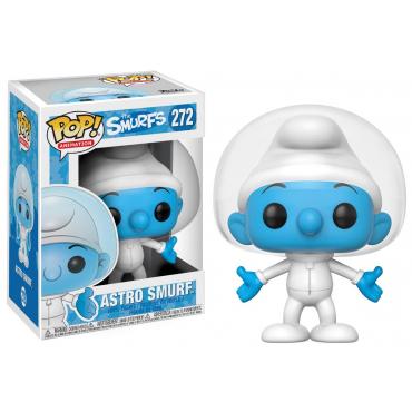 Les Schtroumpfs - Figurines POP Astro Schtroumpf