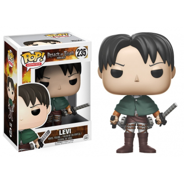 Attack On Titan - Figurine POP Levi Rivaille