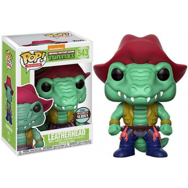 Tortue Ninja - Figurine POP Leatherhead