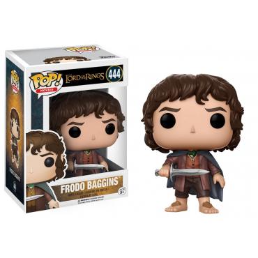 Le Seigneur Des Anneaux - Figurine POP Frodo Baggins