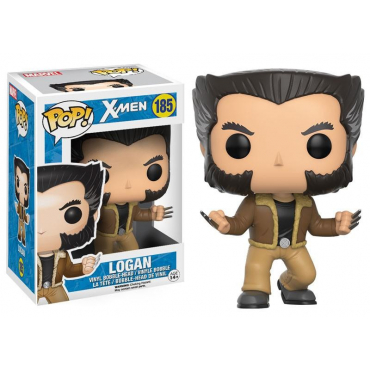 X Men - Figurine POP Logan