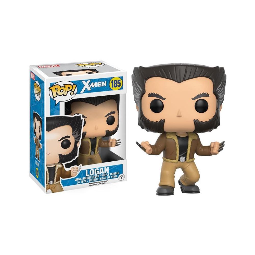 X Men - Figurine POP Logan