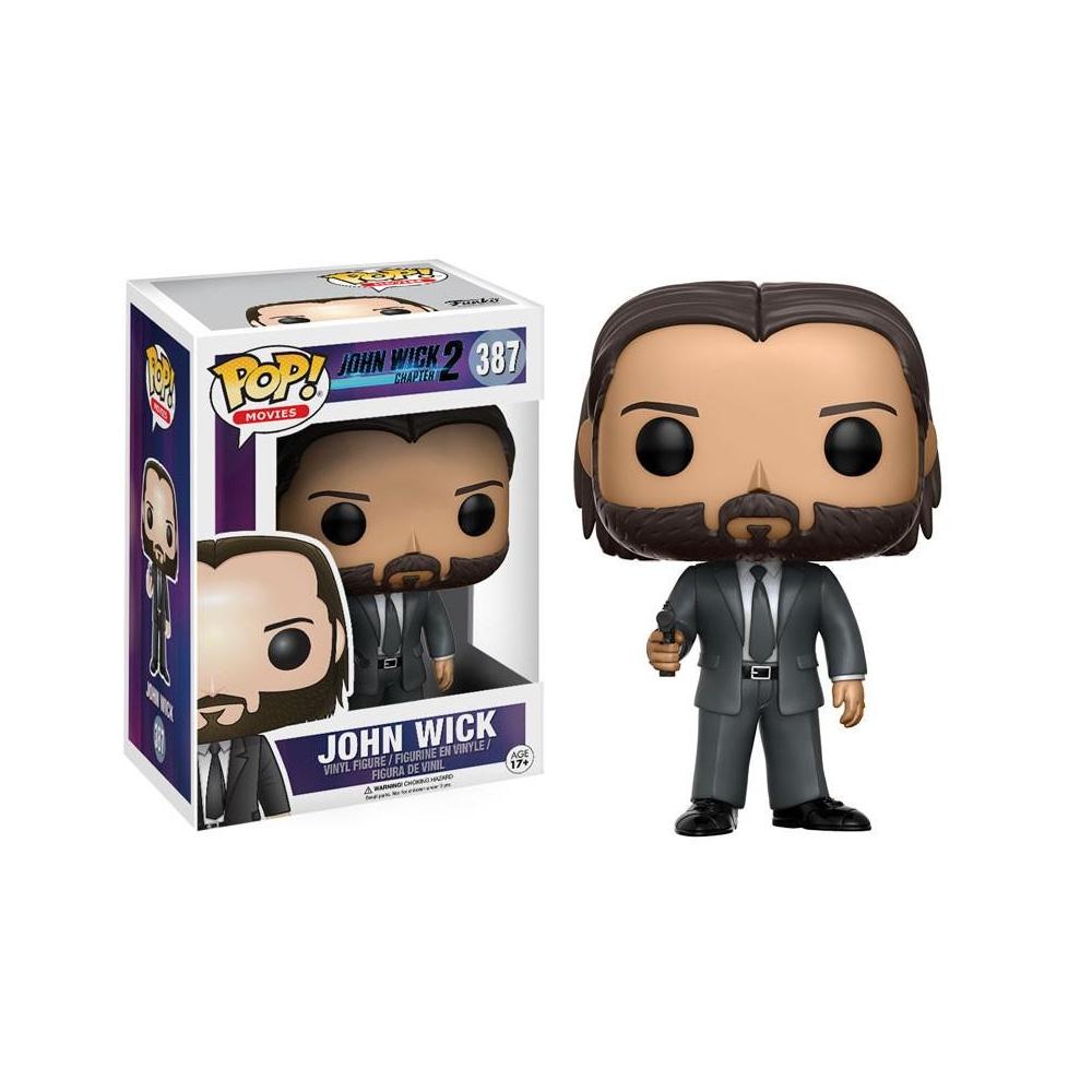 John Wick - Figurine POP John Wick