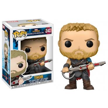 Thor Ragnarok - Figurine POP Thor