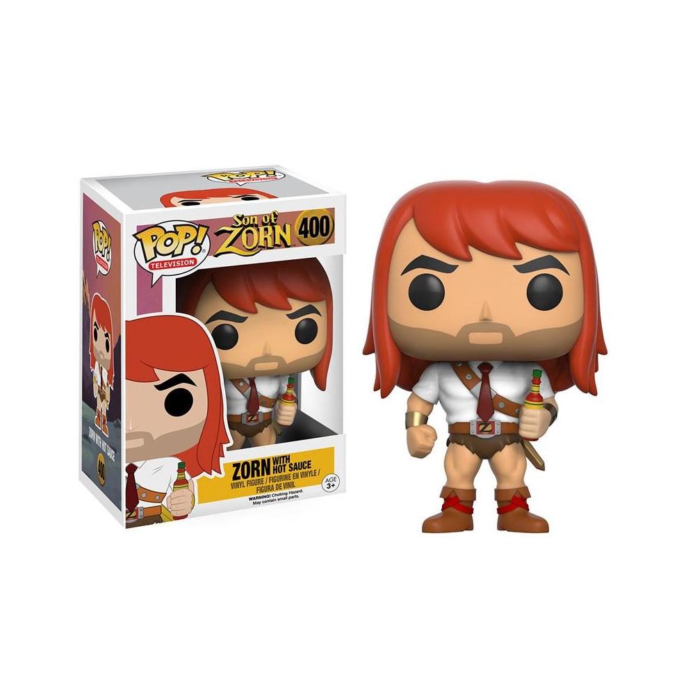 Son Of Zorn - Figurine POP Zorn