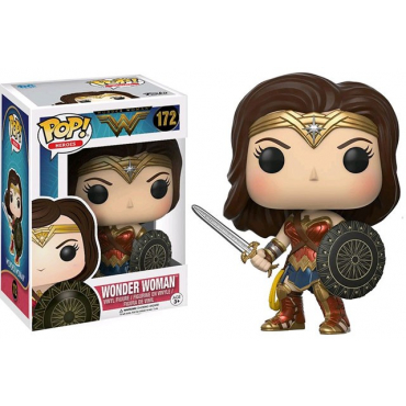 Wonder Woman - Figurine POP Wonder Woman