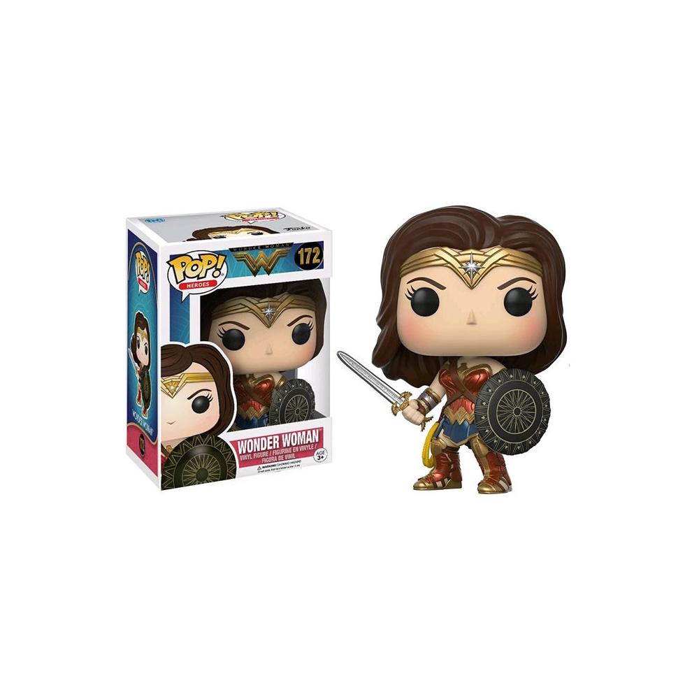 Wonder Woman - Figurine POP Wonder Woman
