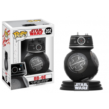 Star Wars 8 - Figurine POP BB-9E