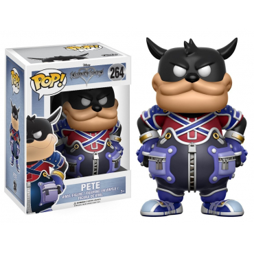 Kingdom Hearts - Figurine POP Pete