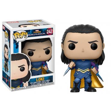 Thor Ragnarok - Figurine POP Loki