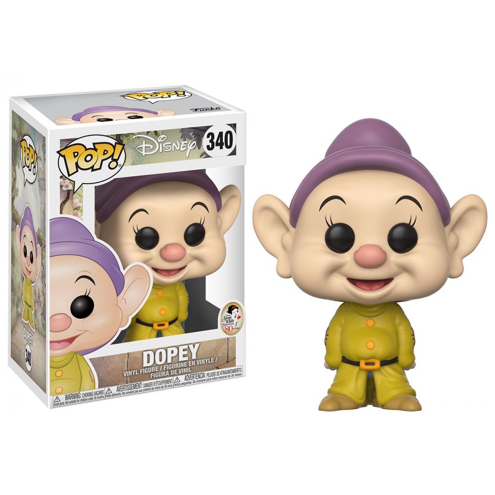 Blanche Neige - Figurine POP Dopey