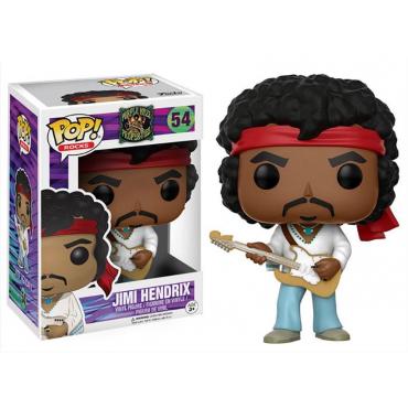 Jimi Hendrix - Figurine POP Jimi Hendrix