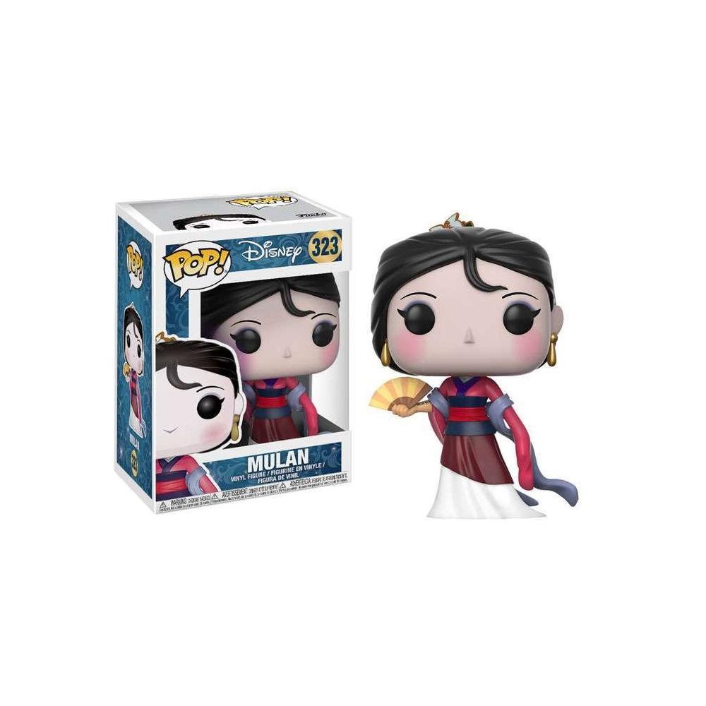Disney - Figurine POP Mulan