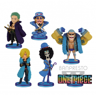One Piece - Pack WCF 20TH Limited Vol.2