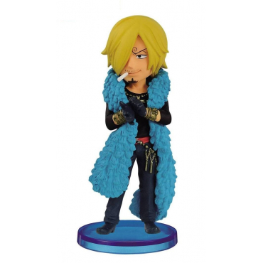 One Piece - Figurine Sanji WCF 20TH Vol.2
