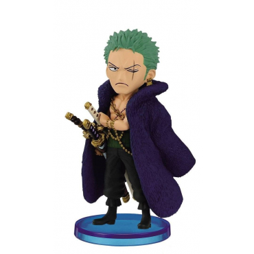 One Piece - Figurine Zoro WCF 20TH Vol.2