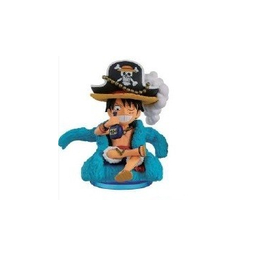 One Piece - Figurine Luffy WCF 20TH Vol.1