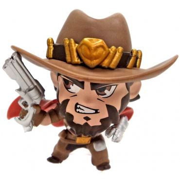 Overwatch - Figurine MC Cree Cute But Deadly Serie 3