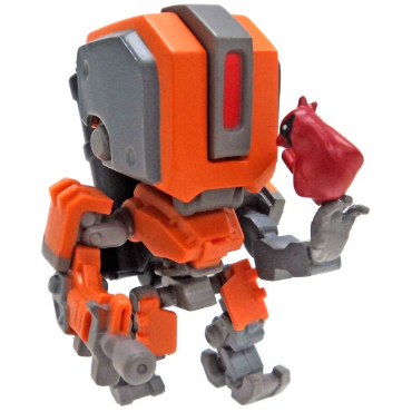 Overwatch - Figurine Omnic Crisis Bastion Cute But Deadly Serie 3