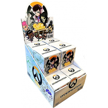 Overwatch - Pack Figurines Cute But Deadly Serie 3