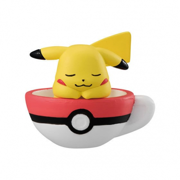 Pokemon - Mini Figurine Pikachu Tea Cup