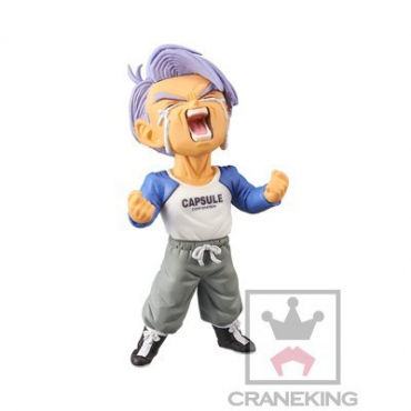 Dragon Ball Z - Figurine Trunks WCF DB036 Vol.6
