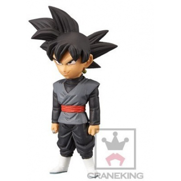 Dragon Ball Z - Figurine Black Goku WCF DB033 Vol.6