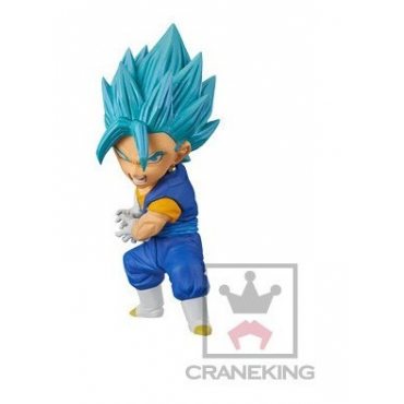 Dragon Ball Super - Figurine Vegeto Super Saiyan God Super Saiyan  WCF DB 039 Vol.7