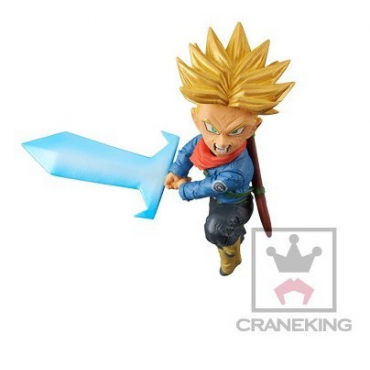 Dragon Ball Super - Figurine Mirai Trunks WCF DB 040 Vol.7